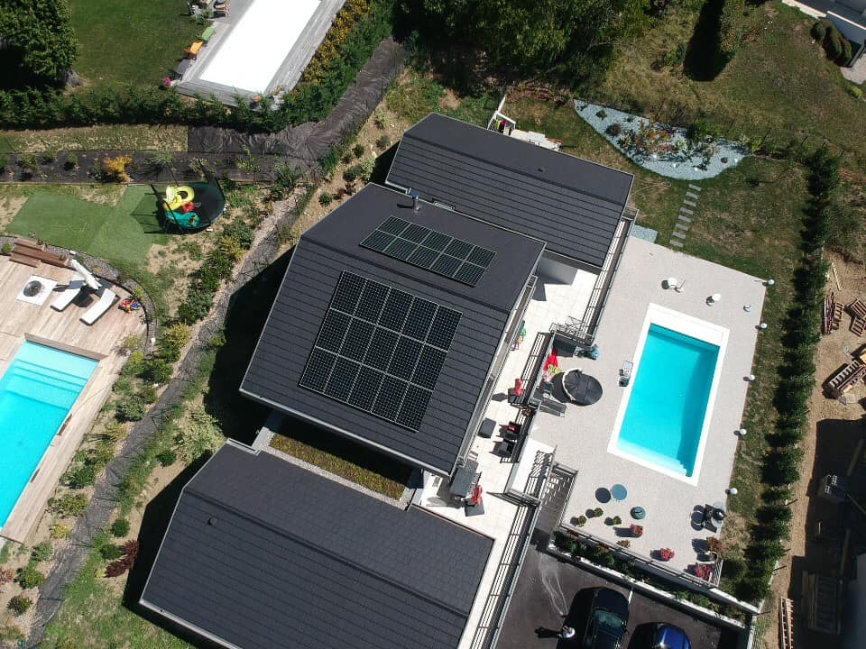 energies services france installation photovoltaïque 9kwc batteries haute savoie collonges sous saleve