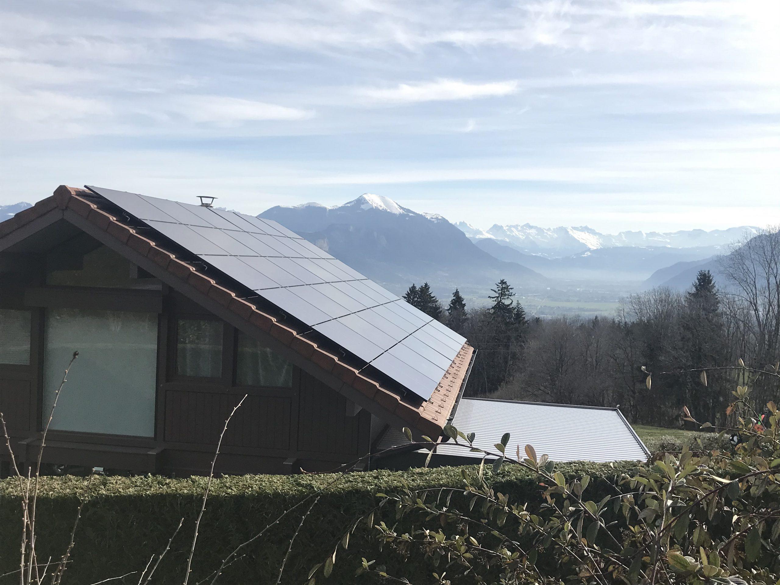 energies services france installation panneaux solaires photovoltaique autoconsommation haute savoie