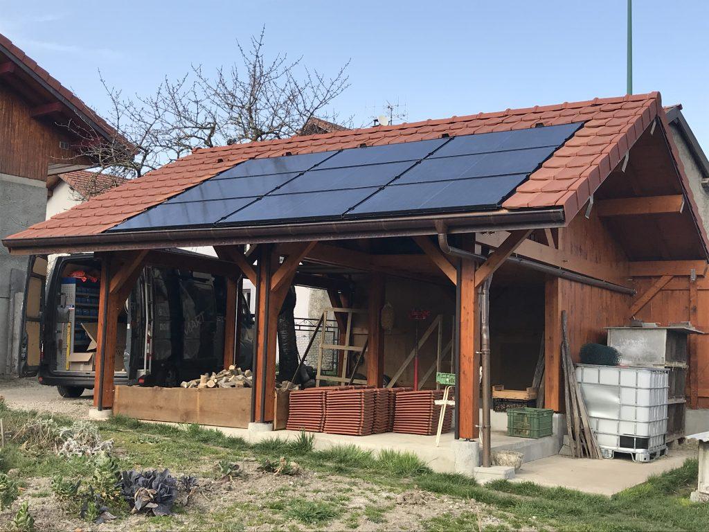 energies services france installation panneaux solaires photovoltaiques haute savoie 3kwc