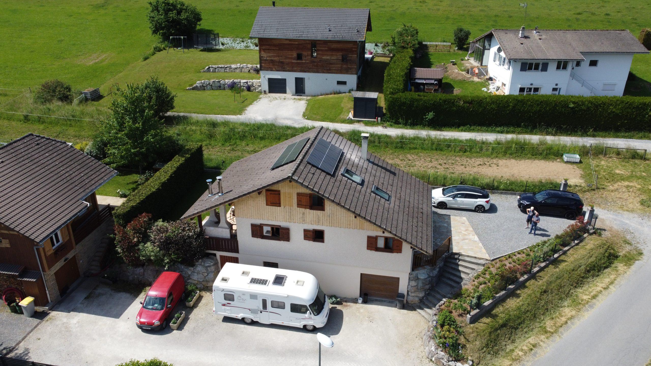 energies services france installation solaire panneaux photovoltaiques autoconsommation haute savoie peillonnex