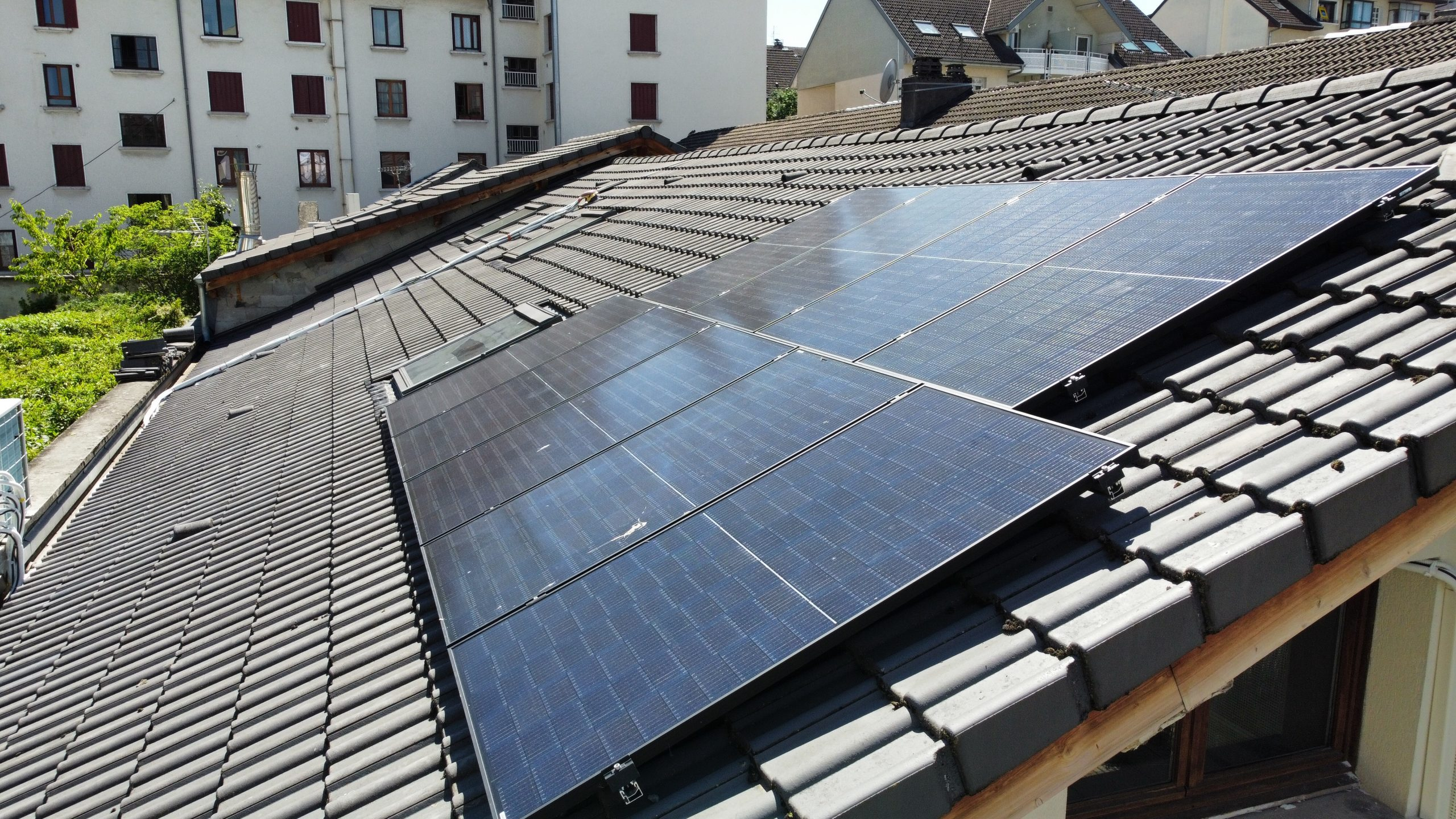 energies services france installation solaire photovoltaique annecy immeuble collectif eurener enphase autoconsommation