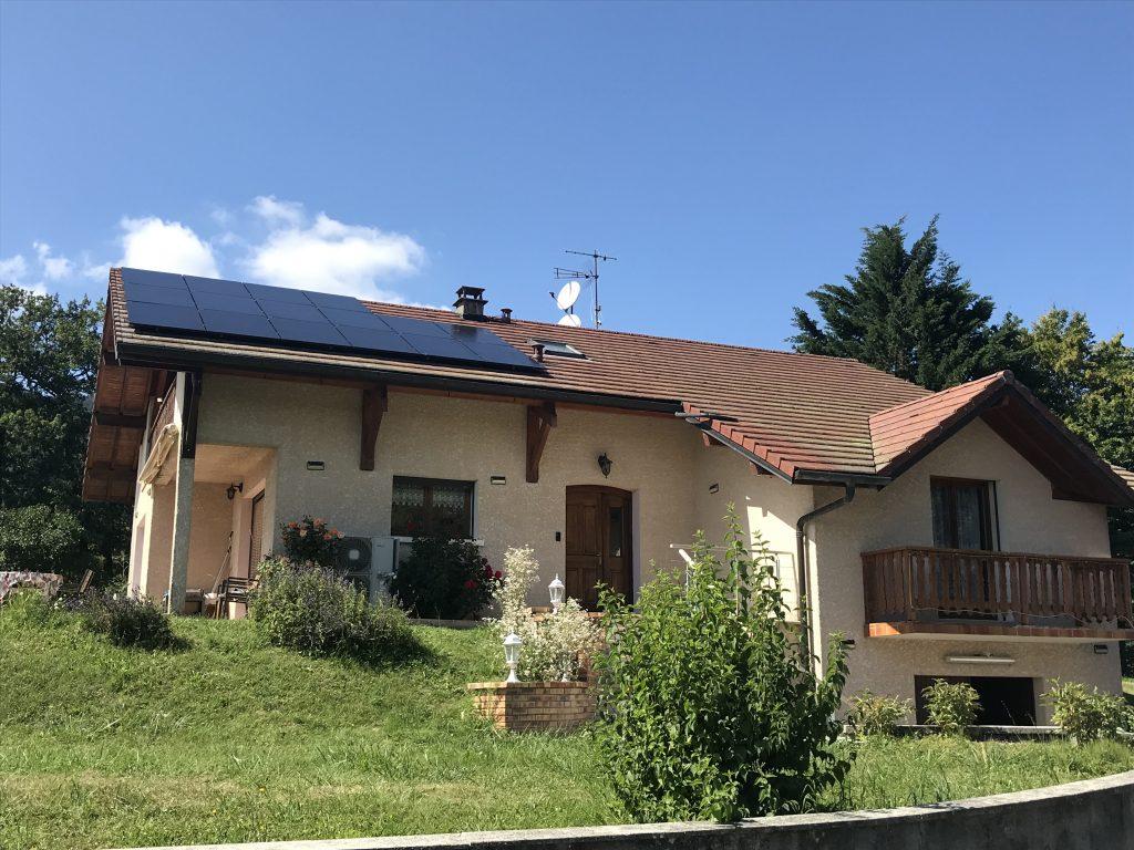 energies services france haute savoie le sappey installation solaire panneaux photovoltaiques autoconsommation economie energie